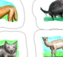 Australia - Fauna Stickers Sticker