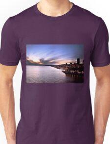 Seattle Skyline Unisex T-Shirt
