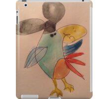 dAISY pARROT lOVES mICKEY mOUSE iPad Case/Skin