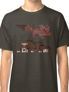 FEZ Rosetta Stone Tiles Classic T-Shirt