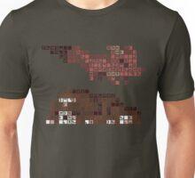 FEZ Rosetta Stone Tiles Unisex T-Shirt