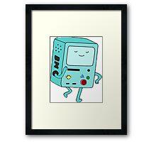 BMO Adventure Time Framed Print
