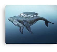 Mercury cruiser of the sea Canvas Print