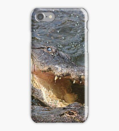 Alligator Action iPhone Case/Skin