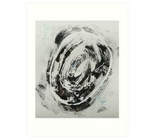 Untitled Abstract Study 42 Art Print