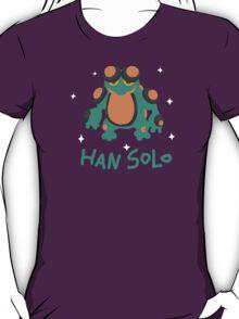 Han Solo the Shiny Seismitoad  T-Shirt