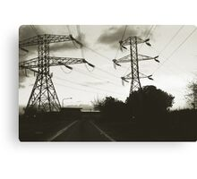 foresting initiative Canvas Print