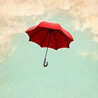 red umbrella by vinpez