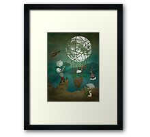 For You I will bring the Moon Framed Print