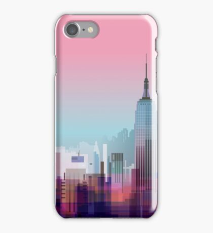 New york, NYC city ! iPhone Case/Skin