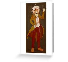 KOMAEDA (STICKER) Greeting Card
