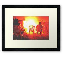 Fourth of July Framed Print