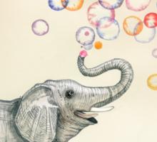 Bubble dreams Sticker