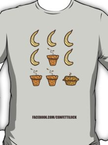Banana Banana Banana Terracotta! T-Shirt