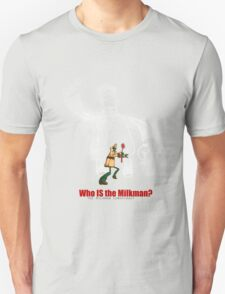 The MILKMAN Conspiracy Unisex T-Shirt