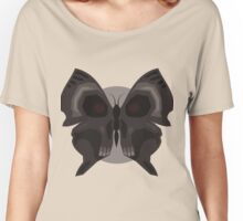 Dark Butterfly  Women's Relaxed Fit T-Shirt