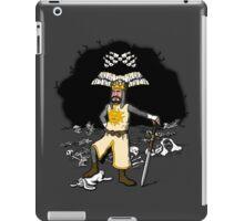 Arthur, the bunny slayer. iPad Case/Skin