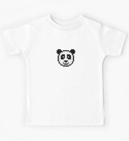 Pixel Panda Kids Tee