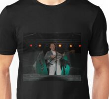 C W Stoneking @ Jazz & Blues Festival Unisex T-Shirt