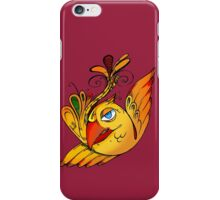 Fire bird iPhone Case/Skin