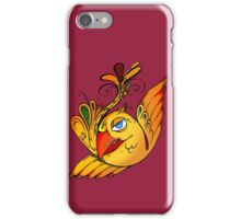 Fire bird iPhone Case/Skin