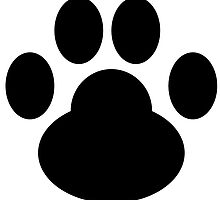 Paw Print - Fur Babies and Fun by delaneyworld