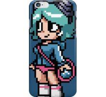 Ramona Flowers 8-bit art iPhone Case/Skin