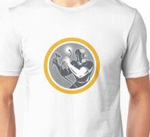 Welder Fabricator Welding Torch Hammer Unisex T-Shirt