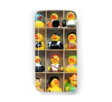 I Always Take My Rubber Ducks With Me Samsung Galaxy Case/Skin