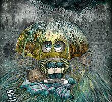 Rain All Day by Ruta Dumalakaite