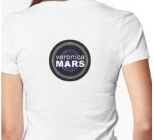Veronica Mars - Lens  Womens Fitted T-Shirt