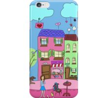 Happy day iPhone Case/Skin