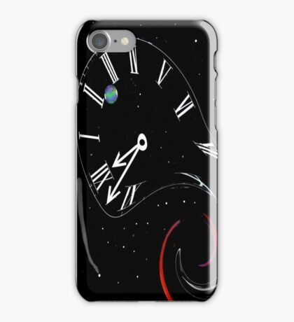 Black Hole iPhone Case/Skin