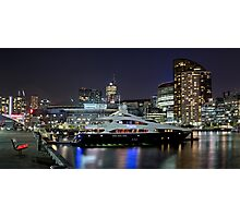 Vegas in Melbourne Photographic Print