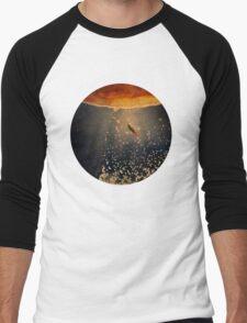 toward the sun Men's Baseball ¾ T-Shirt