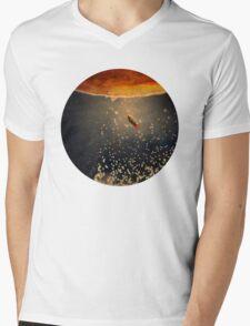 toward the sun Mens V-Neck T-Shirt