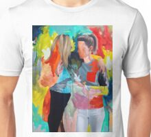 Sam and Mon Unisex T-Shirt
