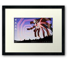 Angel 14: Zeruel Framed Print