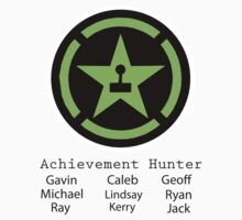 Achievement Hunter by Emmaycfc