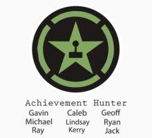 Achievement Hunter by Emmaycfc