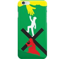 Salvation 1Peter3:18 iPhone Case/Skin