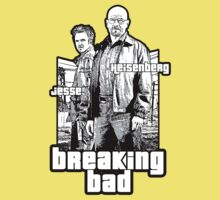 Breaking Bad by shpalman85