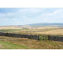 Rural English landscape Photographic Print