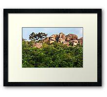 Jos Nigeria Landscape Framed Print
