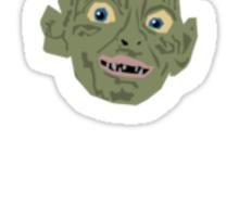 Gollum Sticker