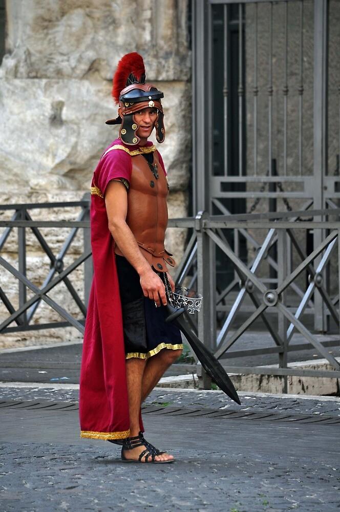 Gladiador.........romano. by cieloverde