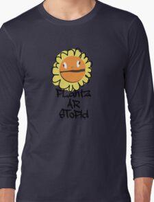 PLantz AR SToPiD, Art Inspired by Plants Versus Zombies: Garden Warfare Long Sleeve T-Shirt