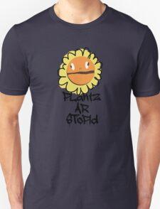 PLantz AR SToPiD, Art Inspired by Plants Versus Zombies: Garden Warfare Unisex T-Shirt