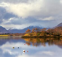 Light over the Loch by Jeanie