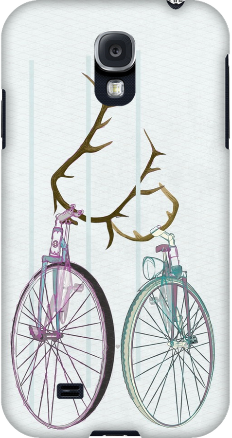 Bicycle Love by Andy Scullion